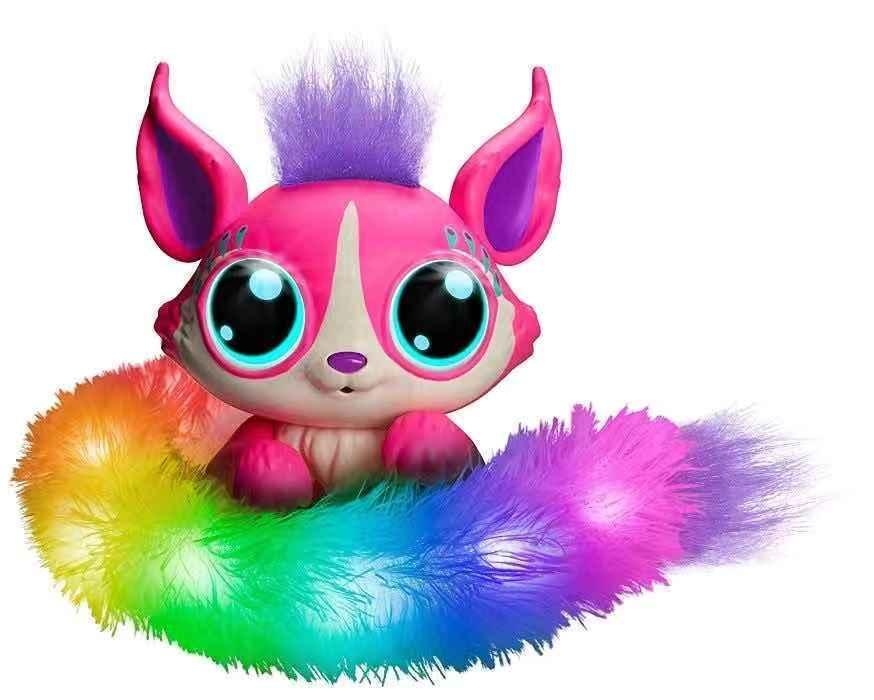Интерактивная игрушка питомец Любимчик Адорбрайт Mattel Lil Gleemerz Adorbrite