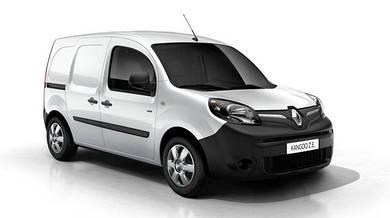 Чехлы на Renault Kangoo