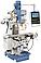 UWF 80 E С УЦИ ШИРОКОУНИВЕРСАЛЬНЫЙ ФРЕЗЕРНЫЙ СТАНОК Bernardo | Вертикально горизонтальный фрезерный станок, фото 5