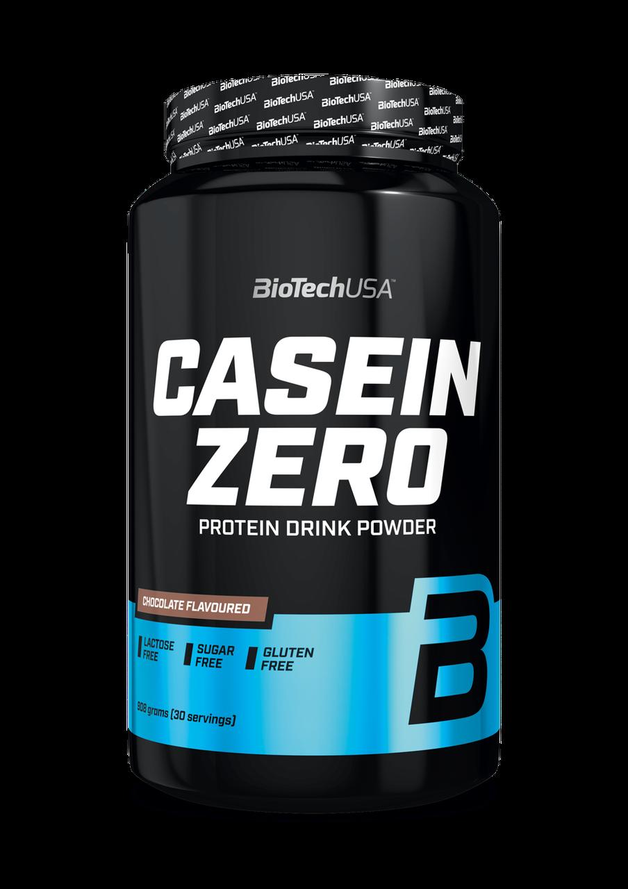 Протеины Casein Zero (908 г) Biotech USA