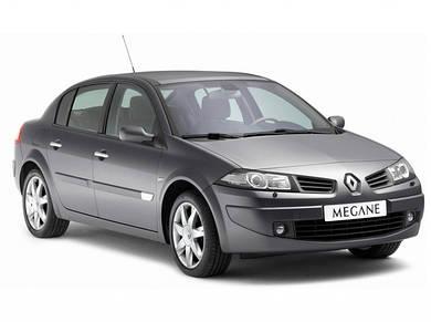 Чехлы на Renault Megane