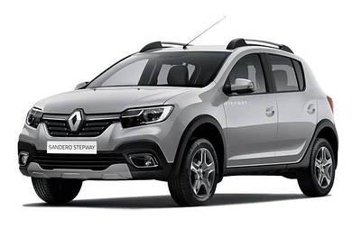 Чехлы на Renault Sandero Stepway