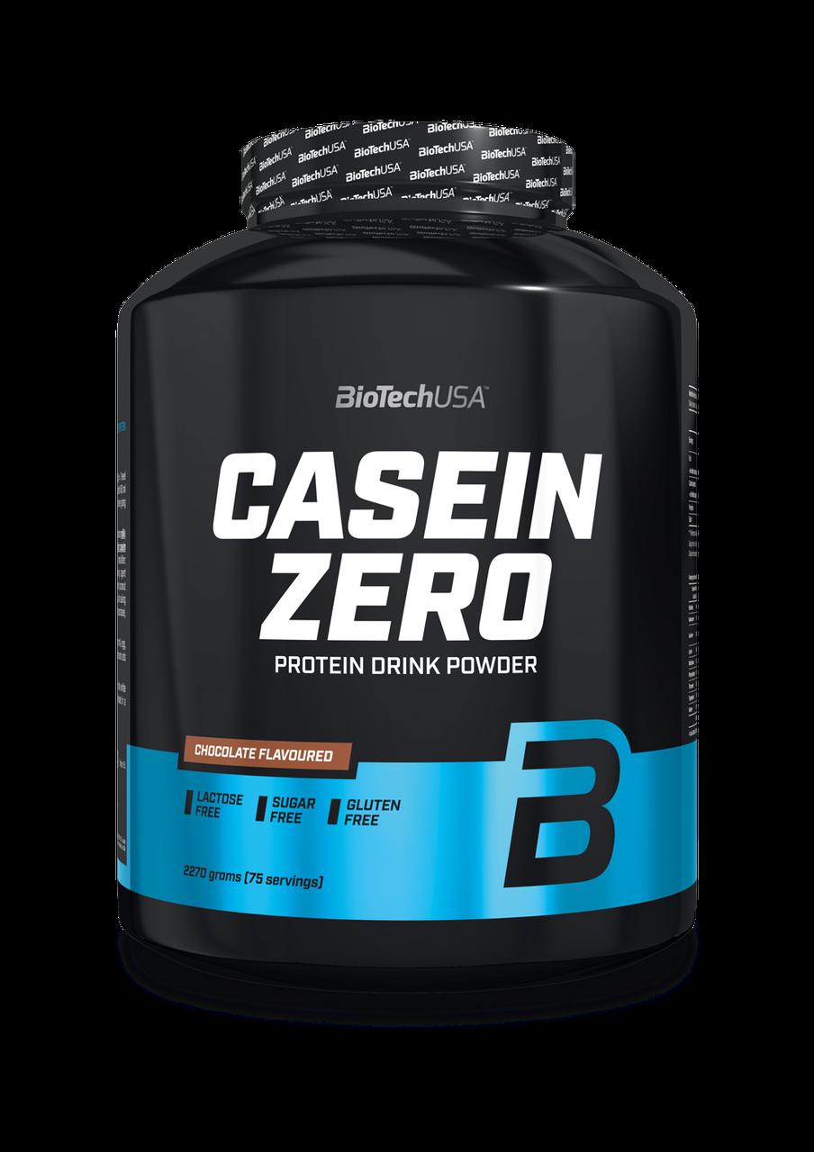 Протеины Casein Zero (2270 г) Biotech USA