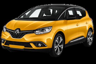 Чехлы на Renault Scenic