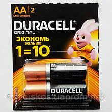 Батарейки Duracell, LR06, AA
