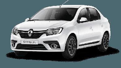 Чехлы на Renault Symbol
