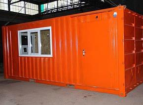 Бытовки (блок-контейнеры), фото 3