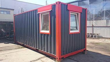 Бытовки (блок-контейнеры), фото 2