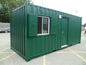 Побутовки (блок-контейнери), фото 3
