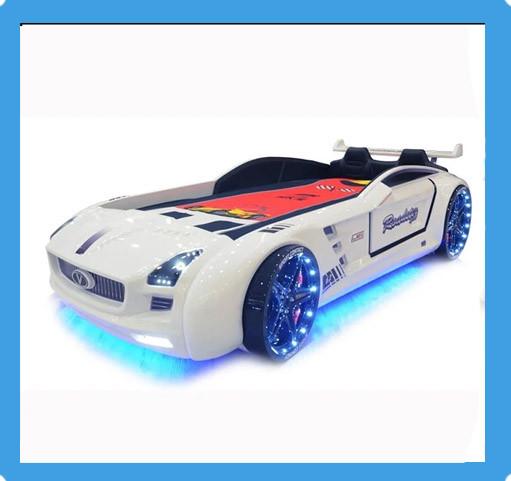Детская кровать машина (автомобиль)