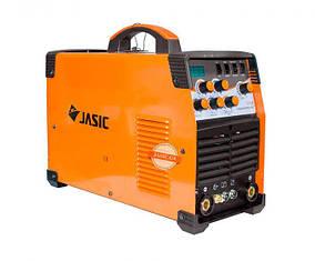 Аргонная сварка Jasic TIG 200p AC DC сварка алюминия (E20101)