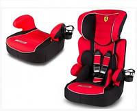 Детское автокресло Ferrari Beline 9-36 кг красное, фото 1