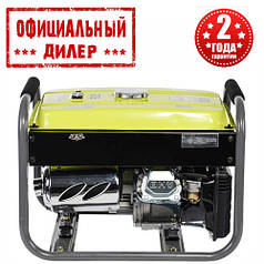 Бензиновый генератор Konner&Sohnen Basic KSB 6500CE (5.5 кВт, 230 В)