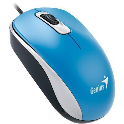 Мышка Genius DX-110 USB Blue (31010116103)