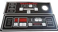 Панель на вакуумну машину  WEBOMATIC