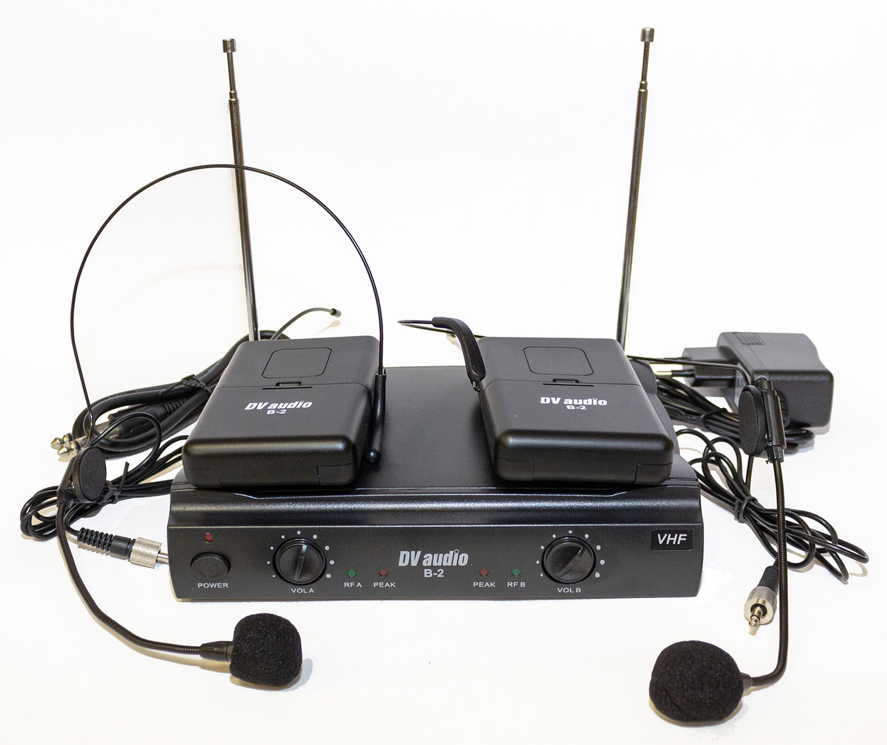 Радиосистема с оголовьем Haed-2 mic DV audio