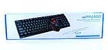 Беспроводный комплект (клавиатура и мышка) HK-6500, фото 3