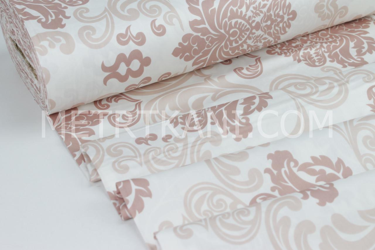 Турецкий сатин для постельного белья 240 см № ПС-001