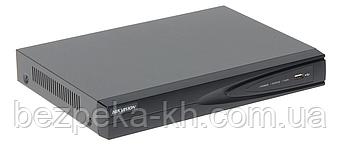 4-канальный  IP видеорегистратор с PoE Hikvision DS-7604NI-K1/4P(B)