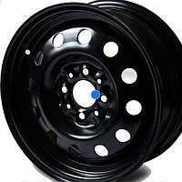 Диск колесный 2170 ВАЗ (черный) R14