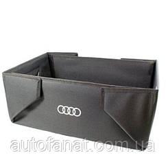 Оригинальний ящик в багажник Audi Cargo Box - Black (8U0061109)