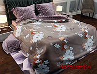 """Комплект постельного для двуспальной кровати из бязи """"Gold"""" №154110AB"""