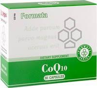CoQ10 (БАД)/ Кью 10, коэнзим q10
