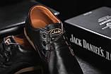 Подростковые туфли кожаные весна/осень черные Yuves Clas, фото 6