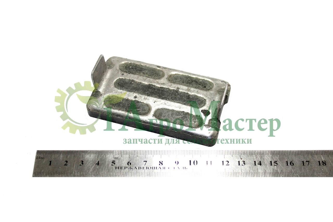 Колодка тормозной ленты (77.38.052-1) ДТ-75