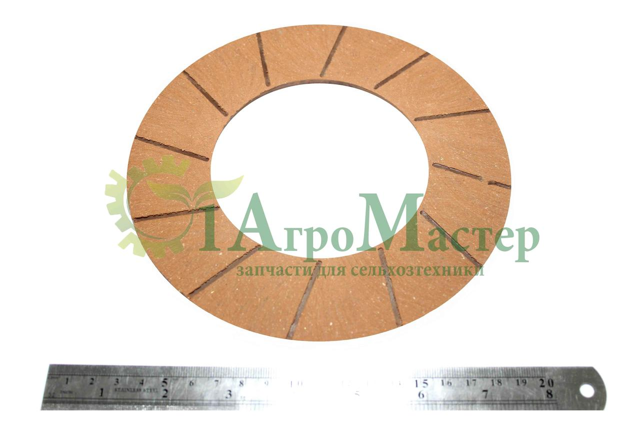 Накладка тормозного диска (А.59.01.201) (180*100) МТЗ-80, ЮМЗ-6