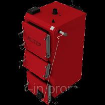 Твердотопливный котел АЛЬТЕП DUO PLUS 50 кВт с автоматикой, фото 2