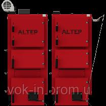 Твердотопливный котел АЛЬТЕП DUO PLUS 50 кВт с автоматикой, фото 3