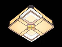 Декоративный светодиодный потолочный светильник 32W на три режима освещения