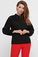 Стильна блуза з креп-шифону, фото 1