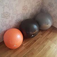 Фітбол, універсальний м'яч для фітнесу Way4you 55см, фото 4
