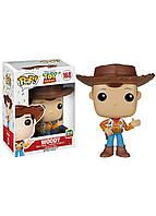 Фигурка Funko POP Woody - Toy Story (168) 9.6см