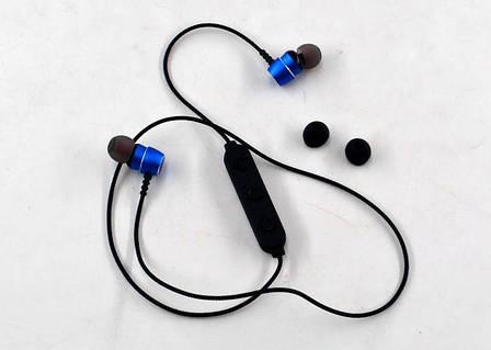 Беспроводные вакуумные Bluetooth стерео наушники SQ-BT03, фото 2