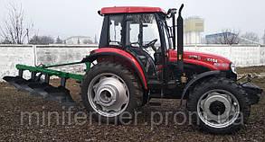 Трактор YTO EX854 с кондиционером АКЦИЯ