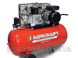 Компрессор поршневой с ременным приводом  AIRKRAFT AK100-360T-380-ITALY