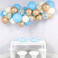 Комплект шаров для арки ( 42 шт ) 013