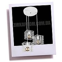 Подвесной светильник в стиле Лофт 756PR104F-3 (300) белый