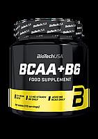 БЦАА BCAA + B6 (340 табл.) BioTech USA