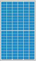 Солнечная батарея 300Вт поли, LP120-300P  Leapton 5BB