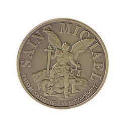 Сувенирная монета Детройт полиция США Святой Михаил