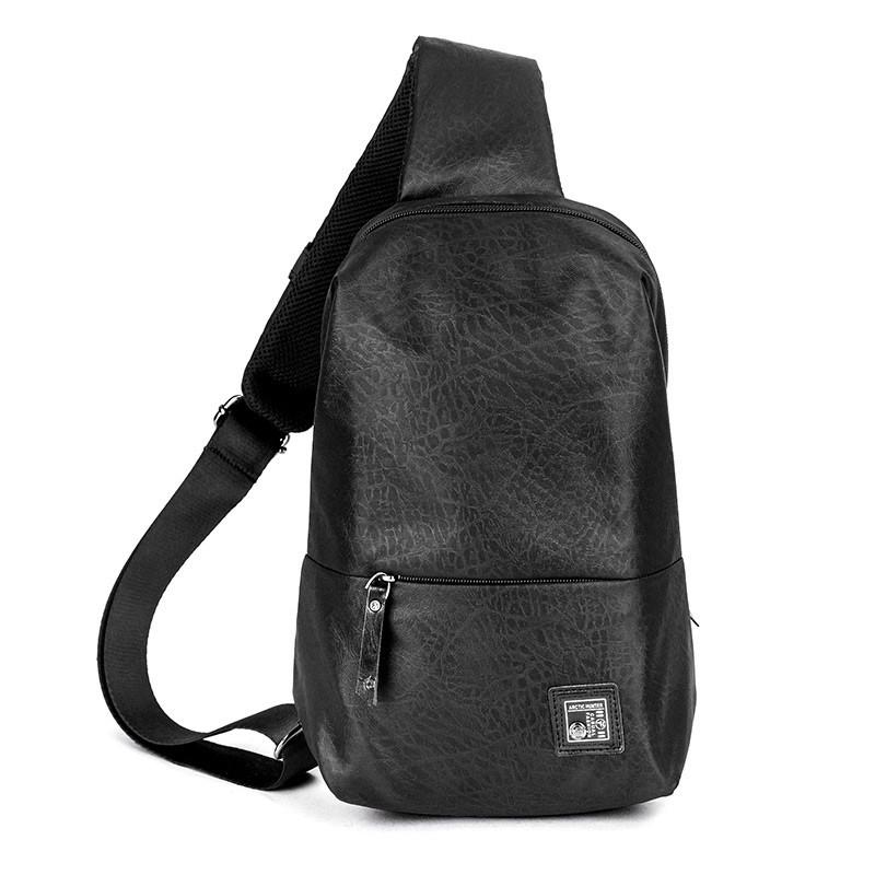 Удобная мужская сумка-мессенджер Arctic Hunter XB00039, 5л
