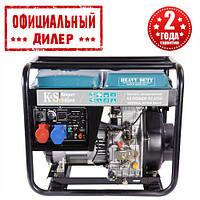 Дизельный генератор Konner&Sohnen KS 9102HDE-1/3 ATSR (7.5 кВт 380В)