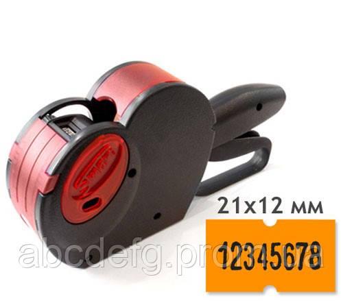Этикет-пистолет Printex SMART 2112-8  В НАБОРЕ*