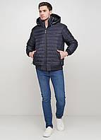 Мужская зимняя куртка Tommy Montana TM-31 синяя