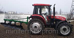 Трактор YTO X804 с кондиционером Акция