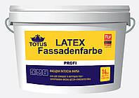Краска фасадная Totus Lateх Fassadenfarbe 1.4 кг.